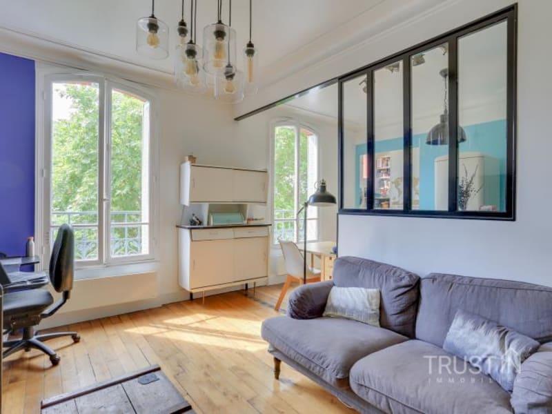 Vente appartement Paris 15ème 478500€ - Photo 1