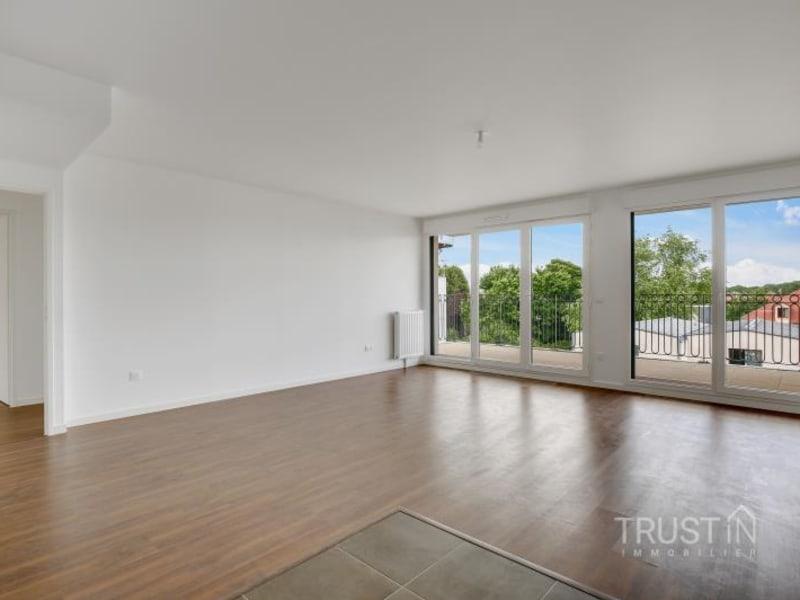 Vente appartement Clamart 584000€ - Photo 1