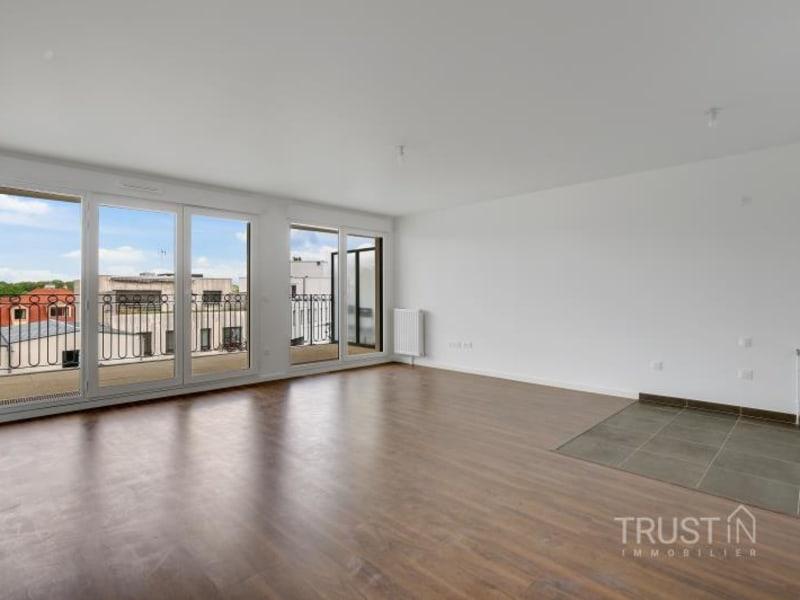 Vente appartement Clamart 584000€ - Photo 3
