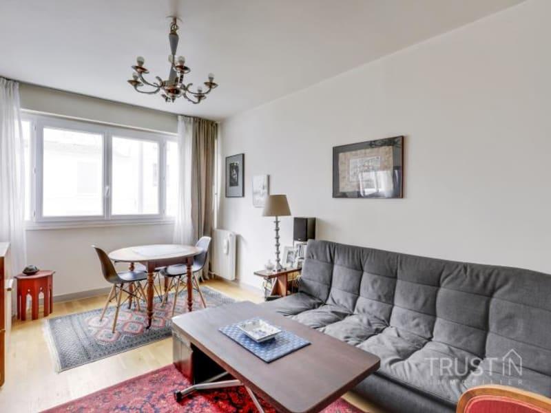 Vente appartement Paris 15ème 493500€ - Photo 2
