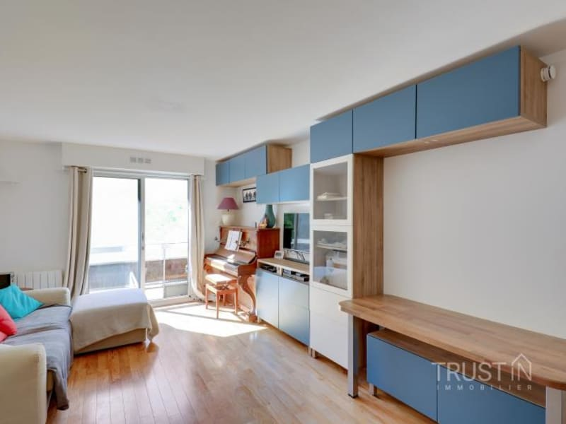 Vente appartement Paris 15ème 655000€ - Photo 1