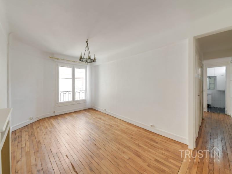 Vente appartement Paris 15ème 658000€ - Photo 1