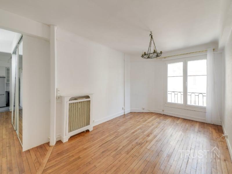 Vente appartement Paris 15ème 658000€ - Photo 2
