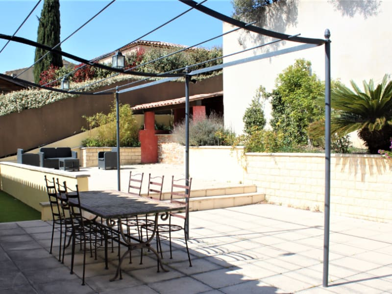 Vente maison / villa Ventabren 580000€ - Photo 2