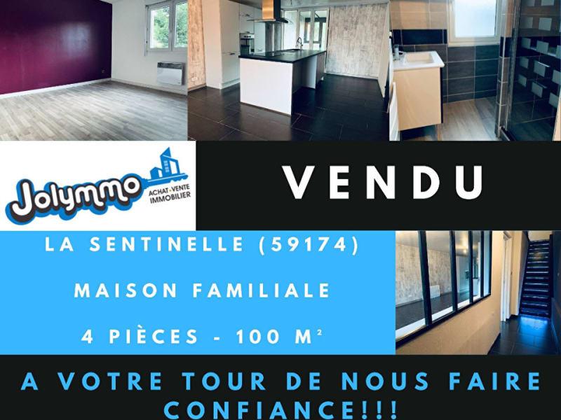 Vente maison / villa La sentinelle 115500€ - Photo 1