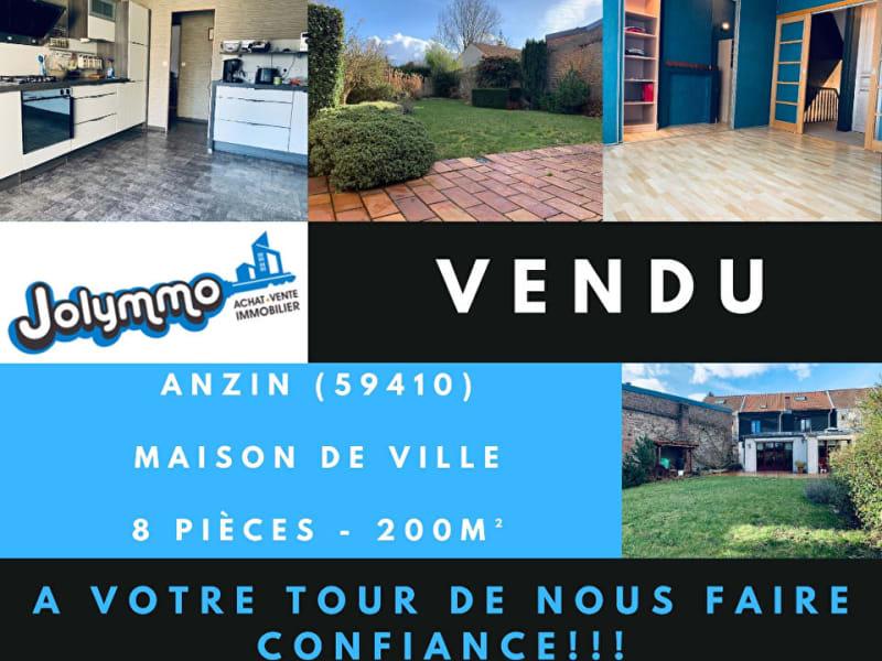 Sale house / villa Anzin 228800€ - Picture 1