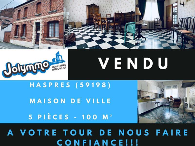 Sale house / villa Haspres 110000€ - Picture 1