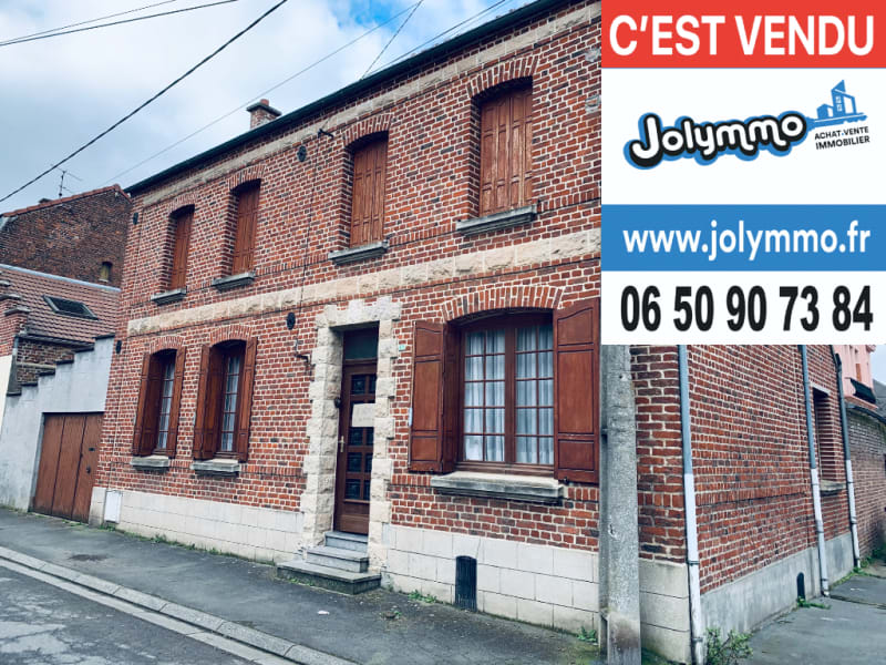 Sale house / villa Haspres 110000€ - Picture 2