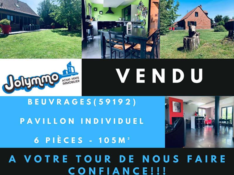 Vente maison / villa Beuvrages 237000€ - Photo 1