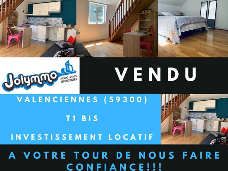 Sale apartment Valenciennes 63500€ - Picture 1