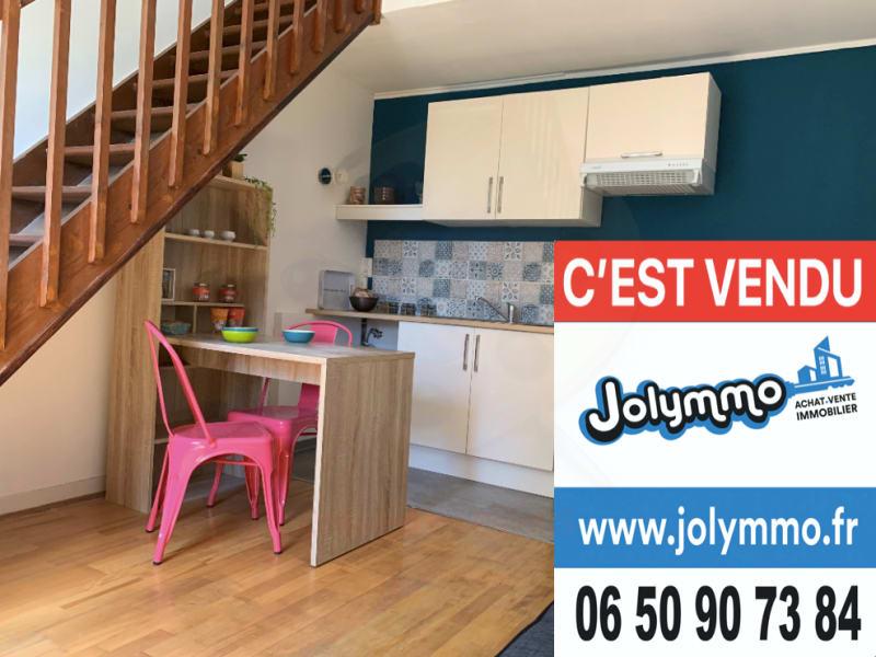 Sale apartment Valenciennes 63500€ - Picture 2