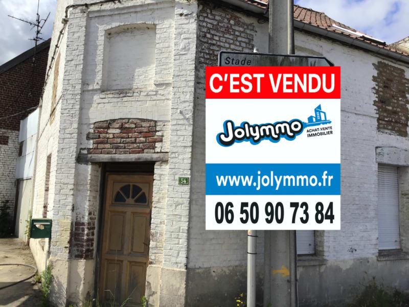 Vente maison / villa Wallers 80000€ - Photo 2