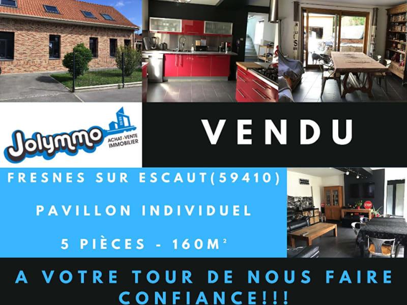 Vente maison / villa Fresnes sur escaut 229000€ - Photo 1