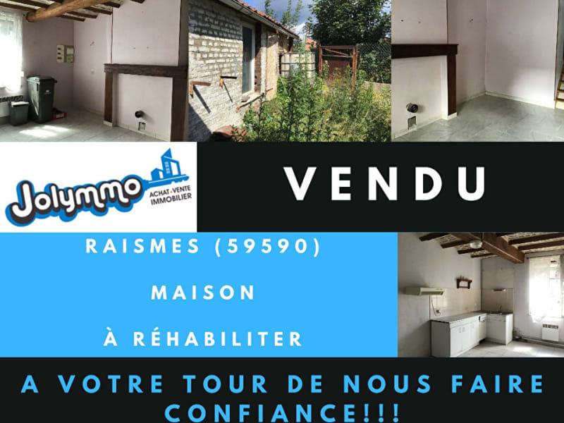 Sale house / villa Raismes 45000€ - Picture 1