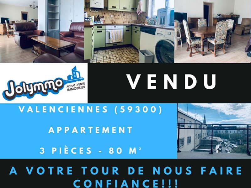 Vente appartement Valenciennes 146000€ - Photo 1