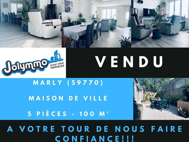 Vente maison / villa Marly 125000€ - Photo 1