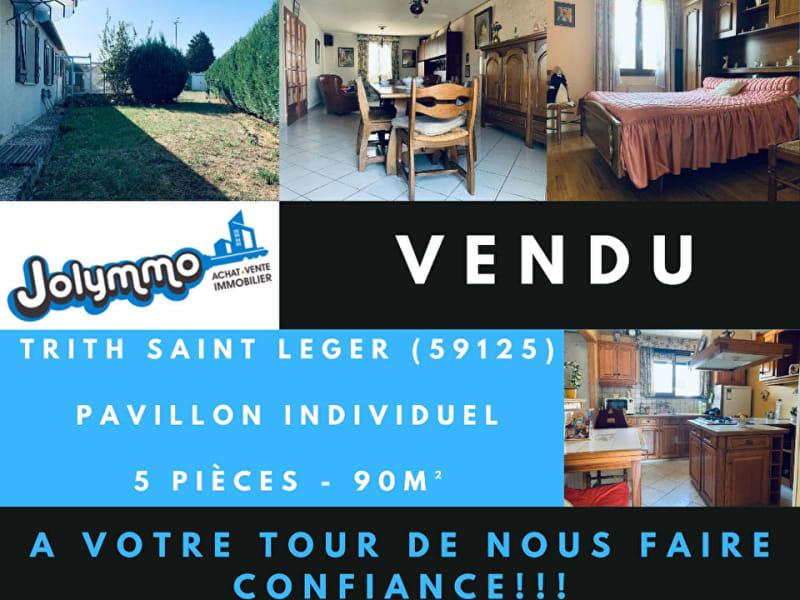 Sale house / villa Trith saint leger 177000€ - Picture 1