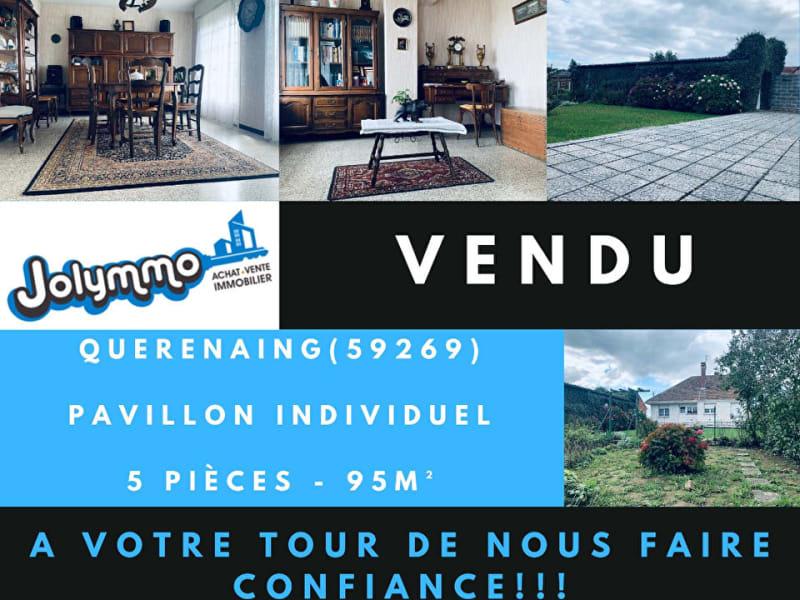 Vente maison / villa Querenaing 131000€ - Photo 1