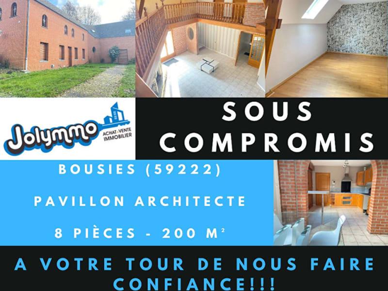 Sale house / villa Bousies 244000€ - Picture 1