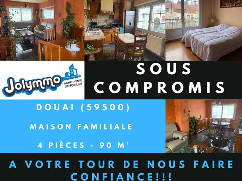 Vente maison / villa Douai 136000€ - Photo 1