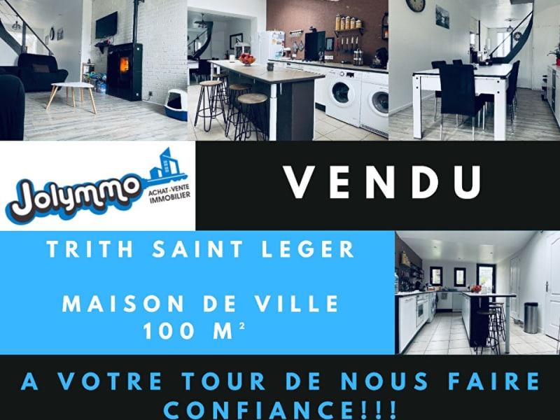Vente maison / villa Trith saint leger 125000€ - Photo 1