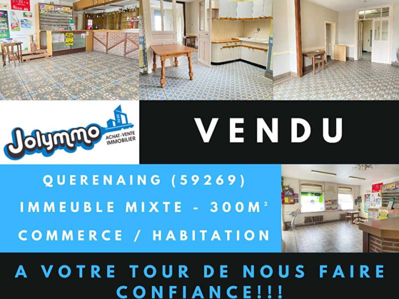 Vente immeuble Querenaing 167000€ - Photo 1