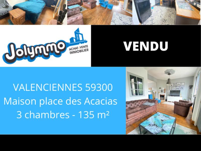 Sale house / villa Valenciennes 249000€ - Picture 1