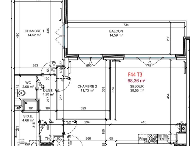 Vente appartement Berck 270000€ - Photo 2