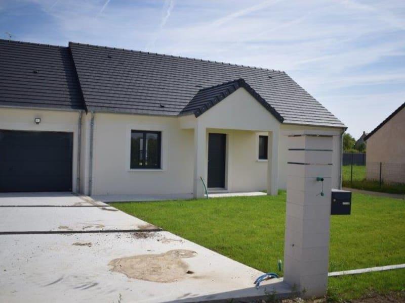 Verkauf haus La villeneuve en chevrie 260000€ - Fotografie 1
