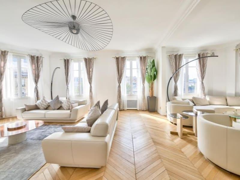 Rental apartment Paris 17ème 8000€ CC - Picture 1
