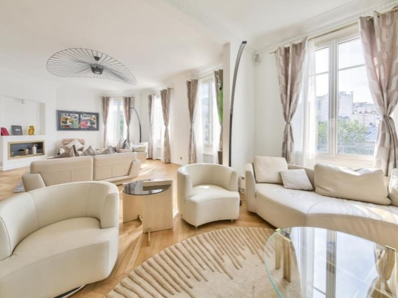 Rental apartment Paris 17ème 8000€ CC - Picture 5