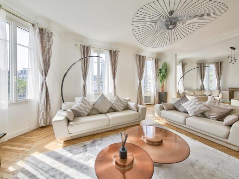 Rental apartment Paris 17ème 8000€ CC - Picture 8