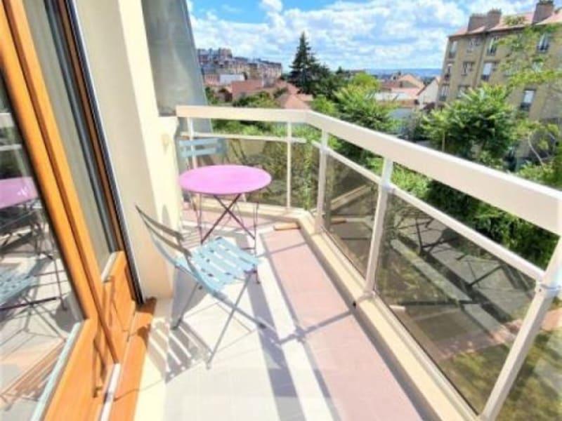 Rental apartment Puteaux 1340€ CC - Picture 2