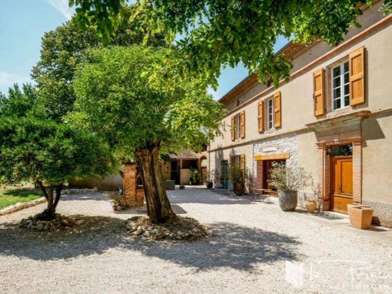 Venta  casa Castelnau de levis 560000€ - Fotografía 3