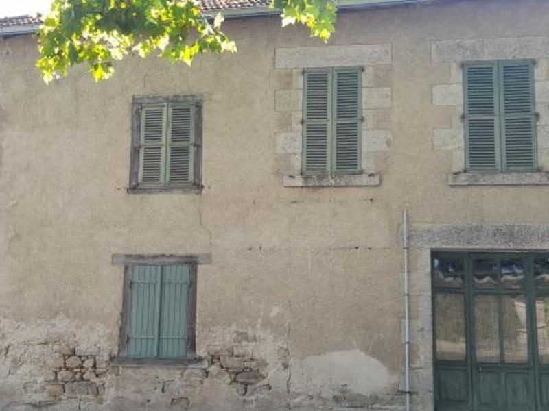 Sale house / villa Sauviat sur vige 35000€ - Picture 1