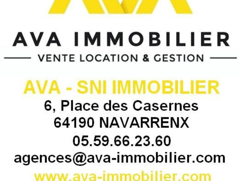 Sale house / villa Navarrenx 187000€ - Picture 1