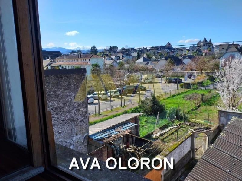 Verkauf wohnung Oloron-sainte-marie 70000€ - Fotografie 1
