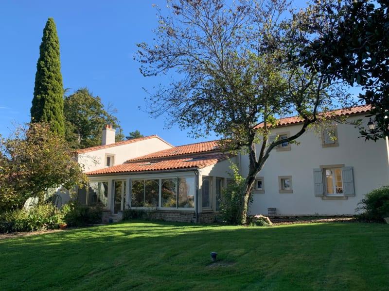 Vente maison / villa Fressines 466900€ - Photo 1