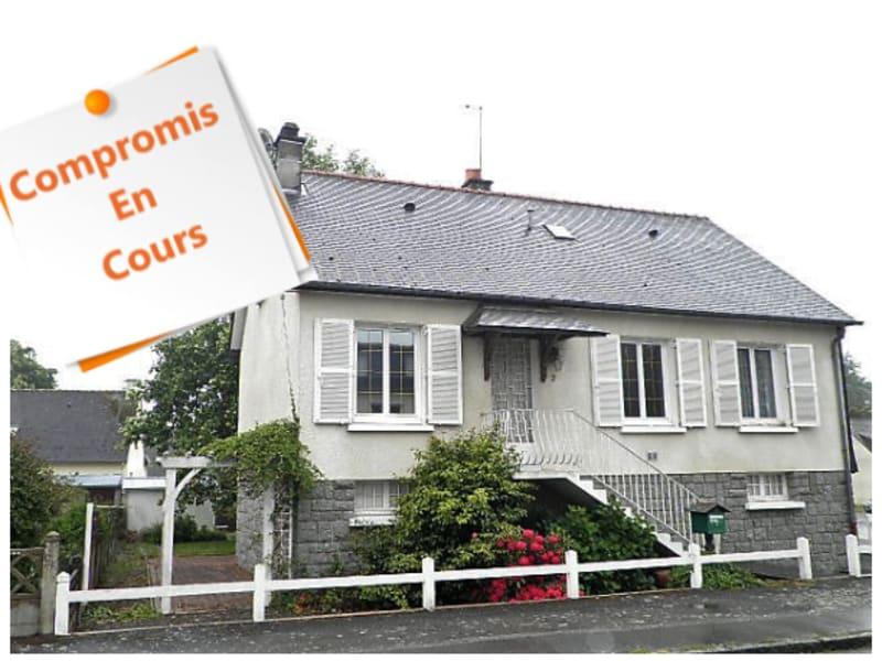 Vente maison / villa Martigne ferchaud 141300€ - Photo 1