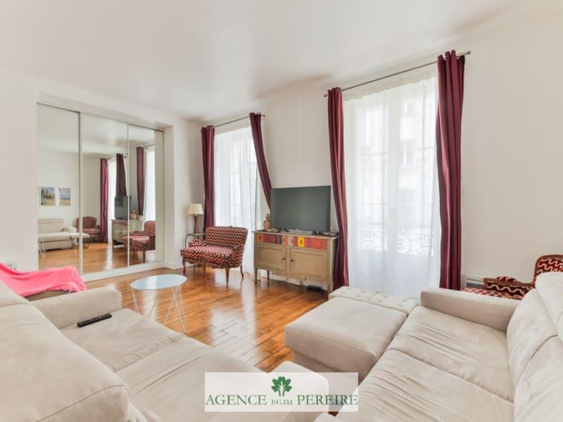 Vente appartement Paris 17ème 640000€ - Photo 1
