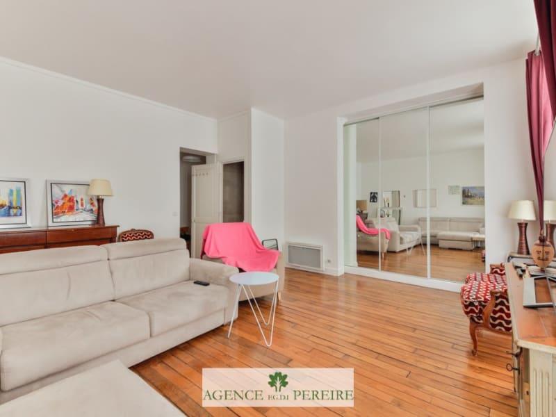 Vente appartement Paris 17ème 640000€ - Photo 2