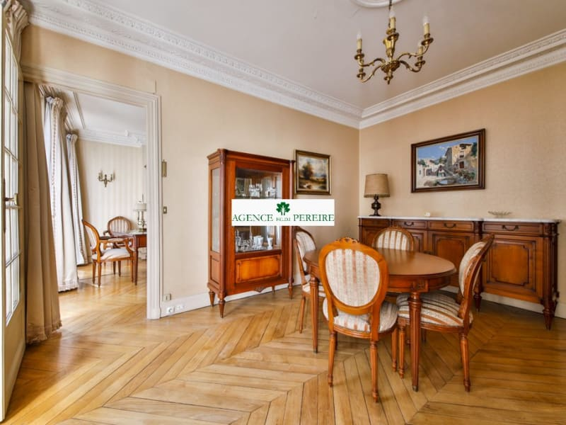 Deluxe sale apartment Paris 17ème 777650€ - Picture 2