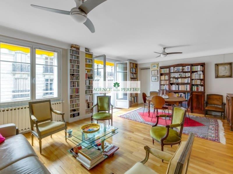 Sale apartment Paris 17ème 835000€ - Picture 2