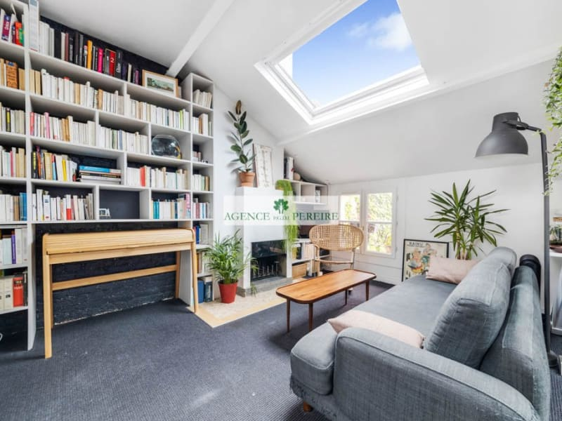 Sale apartment Paris 17ème 498000€ - Picture 4