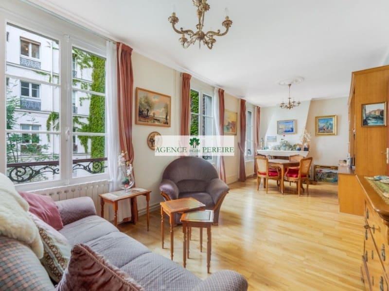 Sale apartment Paris 17ème 797000€ - Picture 1
