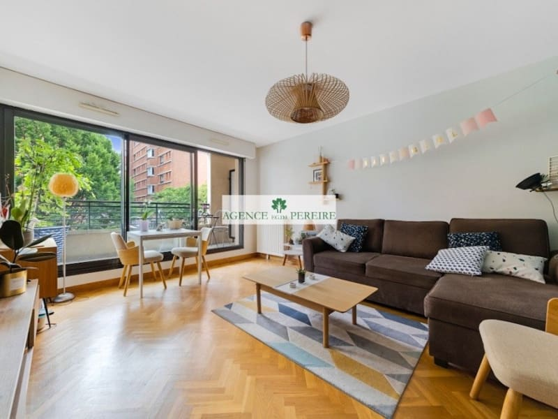 Vente appartement Montrouge 439000€ - Photo 1
