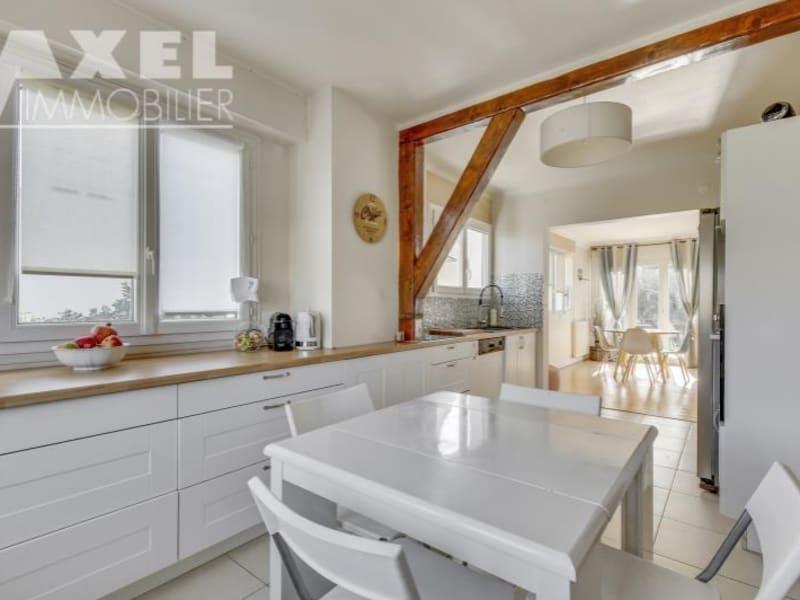 Sale house / villa Bois d arcy 607000€ - Picture 2