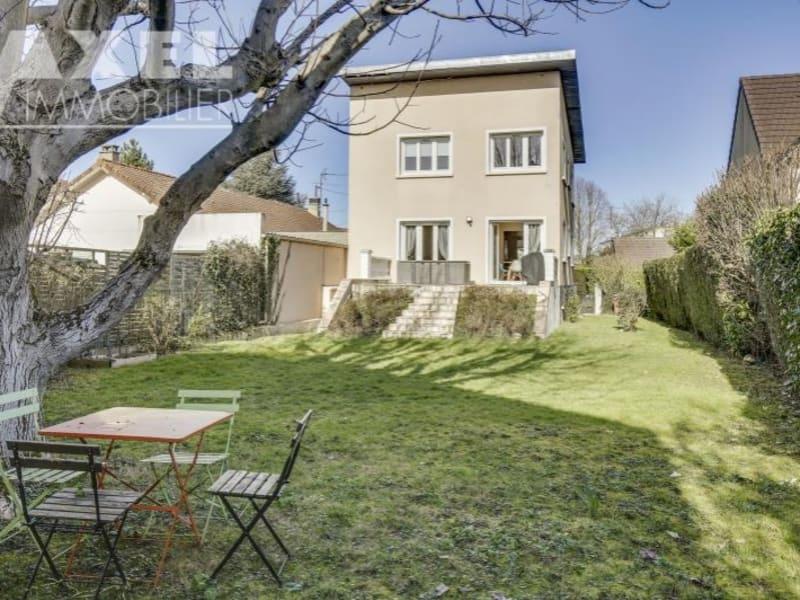 Sale house / villa Bois d arcy 607000€ - Picture 10