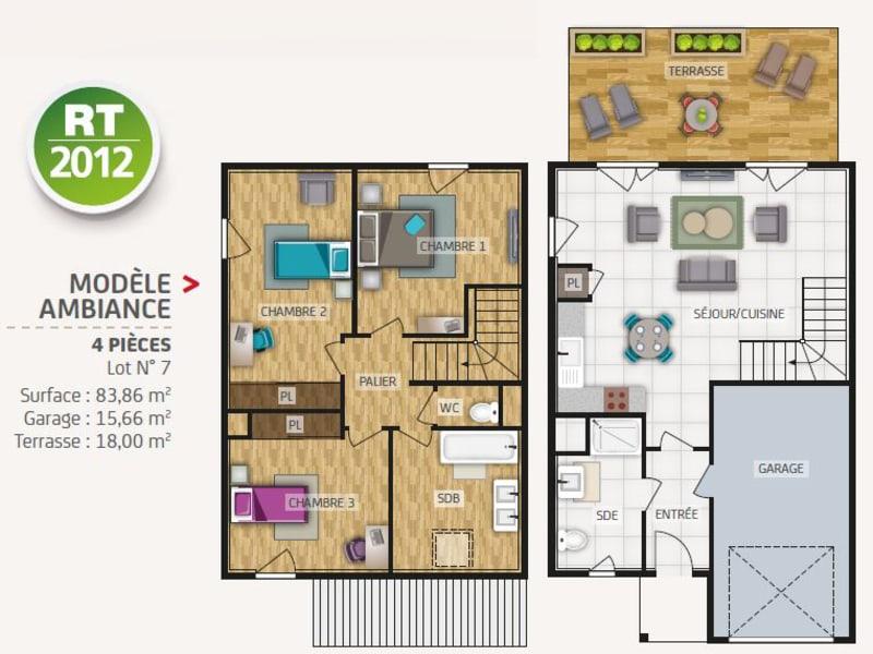 Sale house / villa Pringy 339000€ - Picture 2