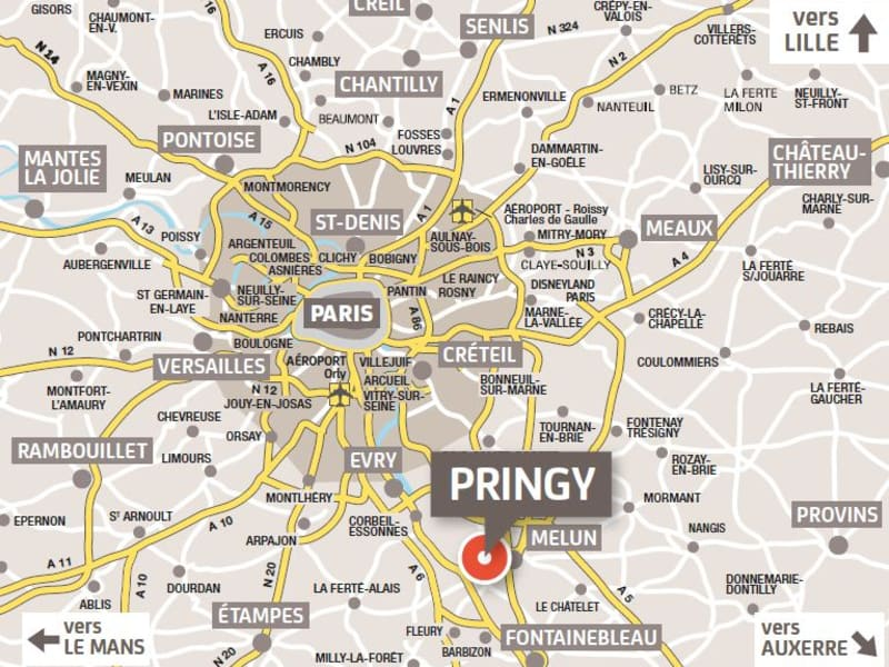 Sale house / villa Pringy 339000€ - Picture 4